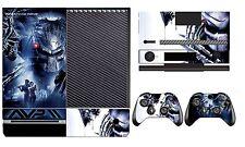 Aliens 257 Vinyl Cover Skin Sticker for Xbox One & Kinect & 2 controller skin