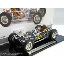 CMC Lancia D50 1955 Rolling Chassis including base plate CMC MODEL 1/18 #M-198