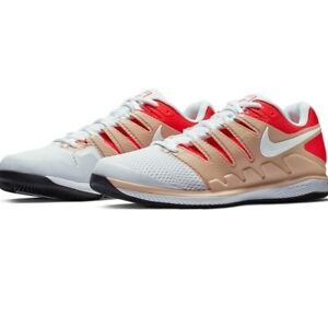 Nike Air Zoom Vapor X HC Tennis Shoes Sneakers Bio Beige