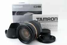 Tamron SP 17-50mm F/2.8 Di II XR IF VC B005 Lens Nikon From JP [Exc #546443A
