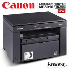 New Canon i-SENSYS MF3010 Mono Laser Printer BLACK