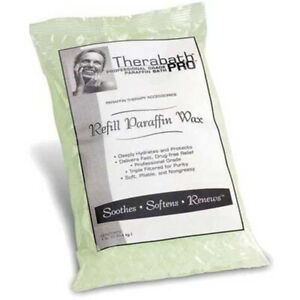 Therabath - Professional Refill Paraffin-1lb-Wintergreen Clean Effective
