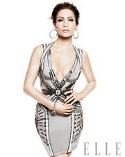 6c59f6e4dbf GUCCI Runway Ad Campaign Swarovski Crystal Embellished Sexy Dress Size IT42