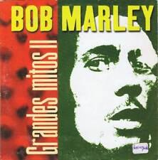 Grandes Mitos. Bob Marley CD