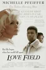 LOVE FIELD 27x40 D/S Original Movie Poster One Sheet 1992 Michelle Pfeiffer