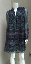 NWT MNG SUIT By Mango Woman Hobo Dress SZ 8 US 12 UK Chiffon Mini