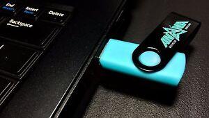 USB Flash Drive 8 GB - Blue Sky