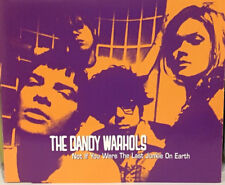 The Dandy Warhols – Not If You Were The Last Junkie On Earth AUSSIE CD EP 1997