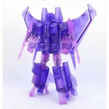 Yes Model KO MP11 Clear Purple Starscream + BL01 X-Frank