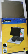 Fellowes 17.0-Inch standad Laptop/Flat Panel Privacy Filter, #865326