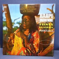 LOS CARACAS / MARIO GUACARAN / LOS QUIRPA Harpe indienne pour une Llanera 30t093
