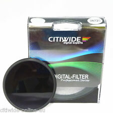 Citiwide 55mm R72 IR720nm Infrared filter for  Camera Lens replaces hoya kenko