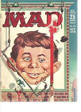 MAD MAGAZINE #50 (OCT 1959)  VERY FINE