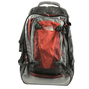 """The North Face Double Track Rolling Luggage Convertible Backpack 25"""" x 15"""""""