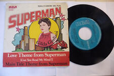 "GILDA GIULIANI""SUPERMAN- DISCO 45 giri 7'- RCA Italy 1979"" OST"""