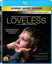 Loveless (Blu-Ray, 2018)