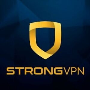 STRONG VPN With 1 year Subscription Multiple Unlimited Device High Quality Secur