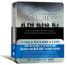 Band of Brothers Blu-ray (2010) Damian Lewis ***NEW***