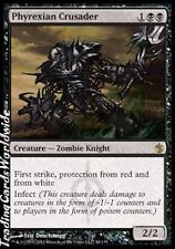 Phyrexian Crusader // FOIL // Presque comme neuf // Mirrodin Besieged // Engl. // Magic