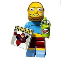Lego Minifigures The Simpsons Series 2 Comic Book Guy Unopened