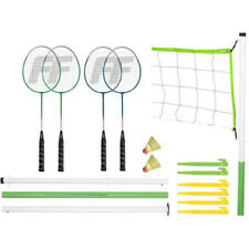 Franklin Sports Intermediate Badminton Set Portable Free Shipping New