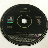 Demo One / Disc Only / Playstation 1 PS1 PS2 / PBPX-95007