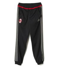 Adidas AC Milan 2015/16 Sweat Pant Black XL TD016 KK 12