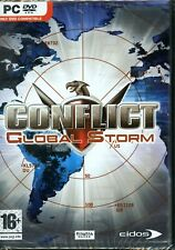 Conflict Global Storm - Brand New in sealed DVD-Box - PC Shooter
