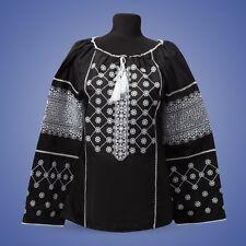 Ukrainian embroidery, embroidered blouse, 7 colors, S - 2XL+, Ukraine