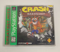 Crash Bandicoot Greatest Hits PS1 Playstation Complete