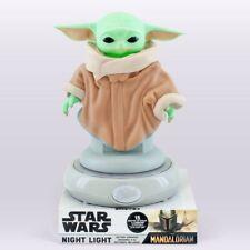 Star Wars: The Mandalorian The Child LED Nightlight Baby Yoda NEW