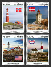 Angola 2019 Lighthouses  S201905