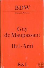Maupassant, Guy de; Bel-Ami, 1981