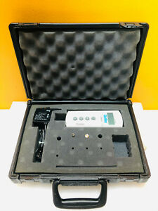 Chatillon DMF-10 10 lb Capacity Digital Force Gauge + Case. Tested!