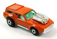 Matchbox Superfast No. 34 Vantastic, Orange, Near Mint Condition, 1975