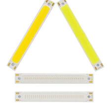 5pcs 1/3w Warm/Cool White Strip Lamp DC 3V LED Panel Light COB Chip  OZ