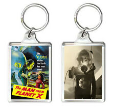 THE MAN FROM PLANET X 1951 KEYRING LLAVERO