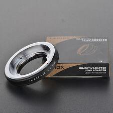 DKL-PK Voigtlander Bessamatic Retina Deckel Lens to Pentax PK Adapter Black