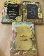 Lot of 3 of The Time Quintet Paperback Books Books1,3,4
