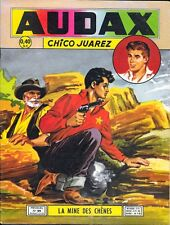 AUDAX Chico Juarez n° 89 . Artima avril 1960 .