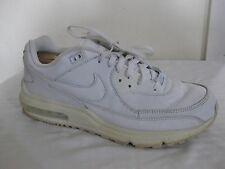 Nike AIR MAX WRIGHT White Sneakers  # 317551 111 Men Shoes Size 47.5 / 13