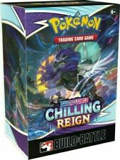 Pokemon Chilling Reign construir y Battle Caja/Kit-Totalmente Nuevo -! envío Inmediato!