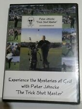 Peter Johncke Trick Shot Master Experience the Mysteries of Golf