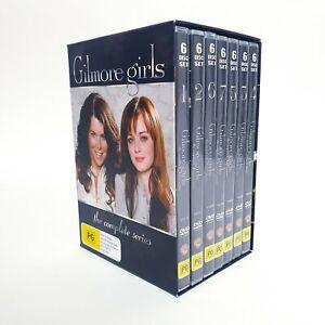 Gilmore Girls Complete TV Series Box Set DVD Region 4 PAL Free Postage