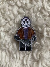 Butch O Vision Jason Voorhees Lego Pin Horror