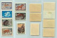 Russia USSR 1959 SC 2113-2219 Z 2240-2245 mint or MNH . rtb1375