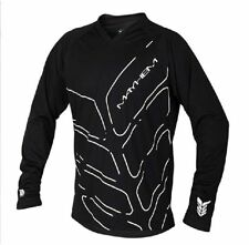 Unisex Adults Fabric Long Sleeve Cycling Jerseys