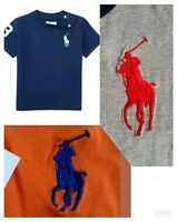 Polo Ralph Lauren Boys t shirt Big Pony 1 t shirt BIG PONY