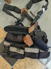 Kuny's Padded Suspender With Tool Belt