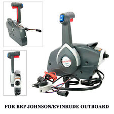 Marine Boat Outboard Remote Control Box Throttle&Shift For BRP Johnson Evinrude